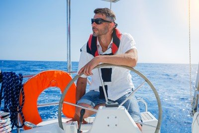 Skippered charter option