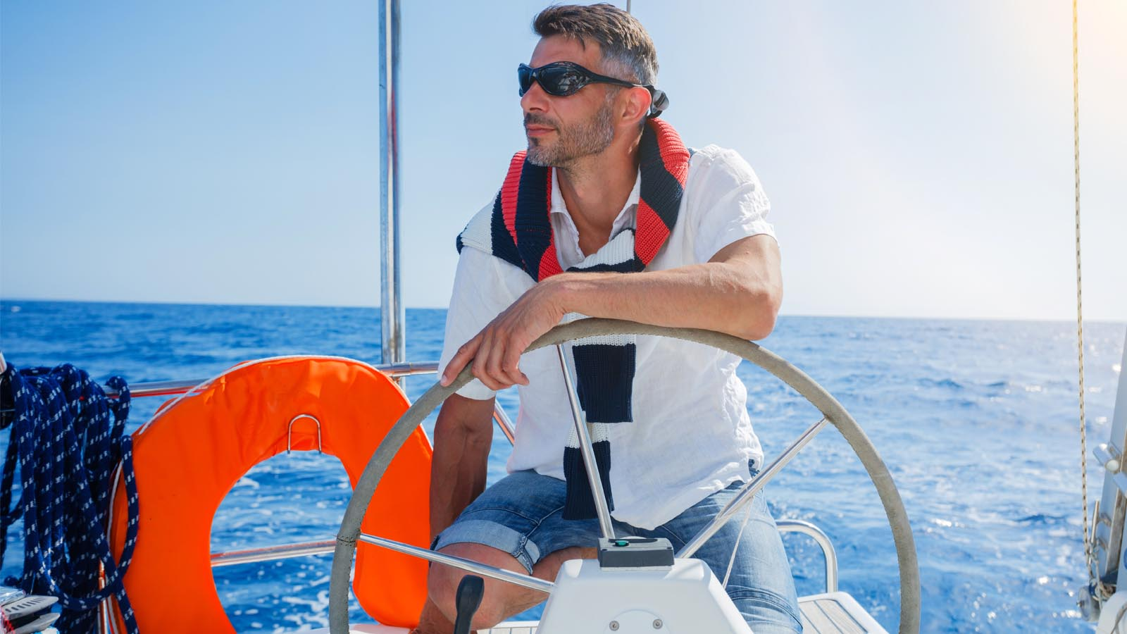 Skippered Yacht Charter | Sailing With Skipper